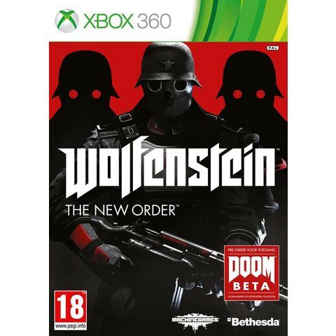 Xbox 360 Wolfenstein: The New Order