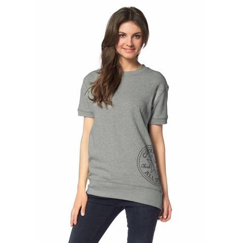 CONVERSE Sweatshirt CORE PLUS SS SWEATSHIRT TEE
