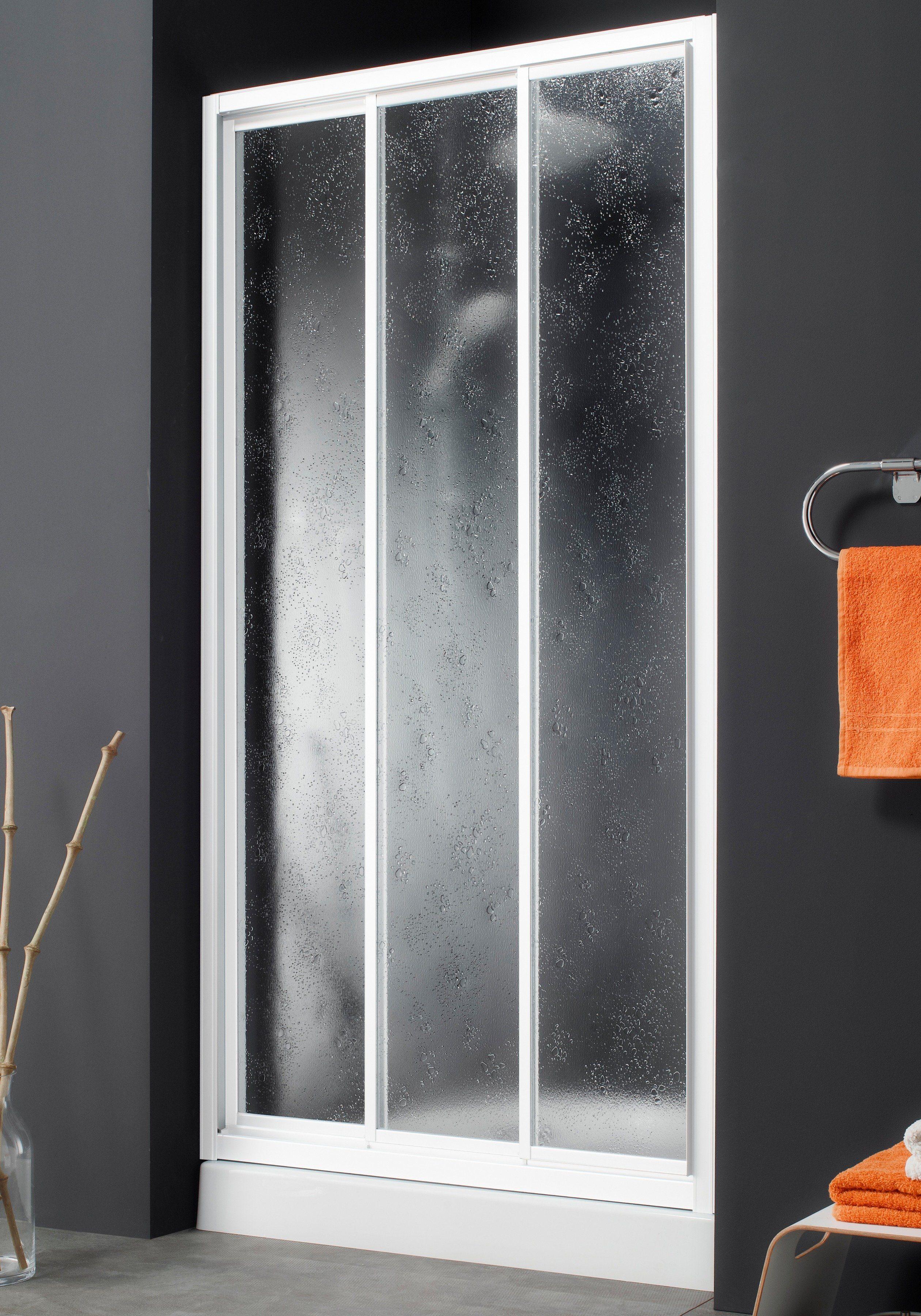 Schulte nisdeur schuifdeur« douchedeur met verstelbereik van