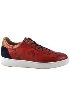 la martina sneakers rood