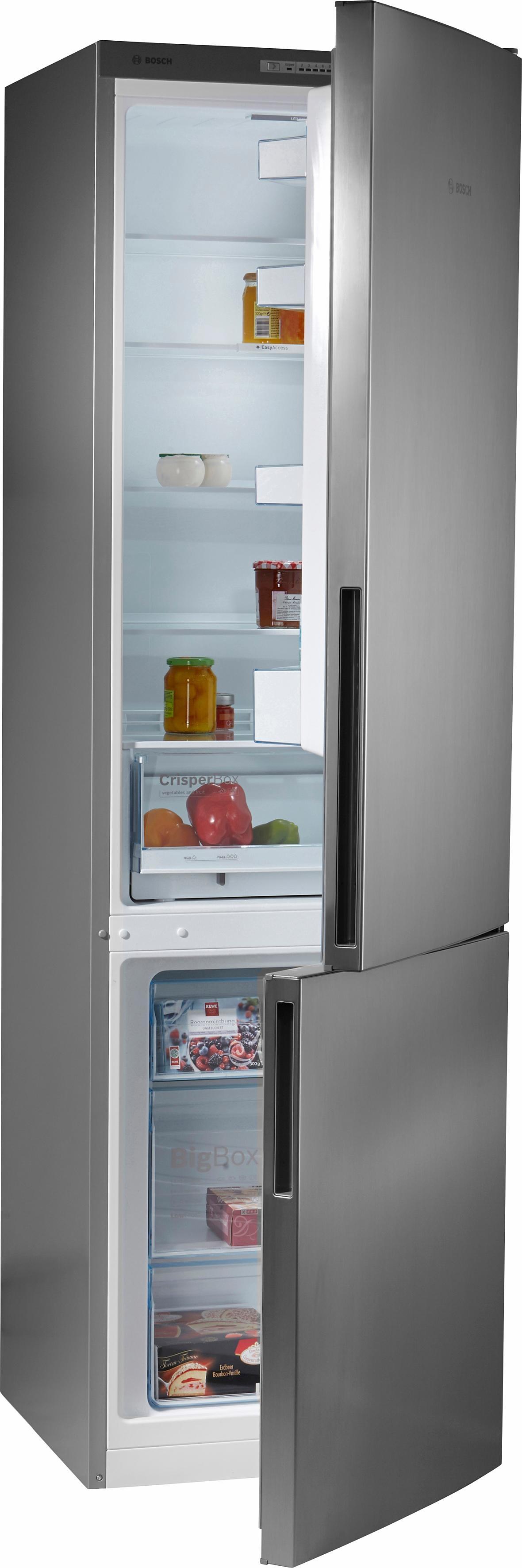 Bosch koel-vriescombinatie, KGV39VL33, A++, 201 cm hoog veilig op otto.nl kopen