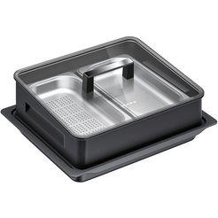 neff stoomset voor oven - z19dd10x0 grijs