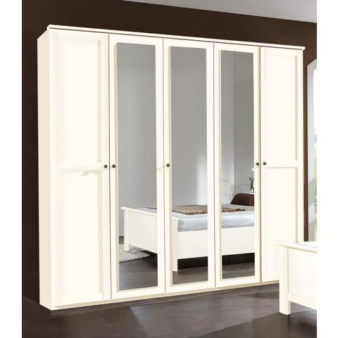 Kledingkasten Garderobekast met spiegeldeuren 457620
