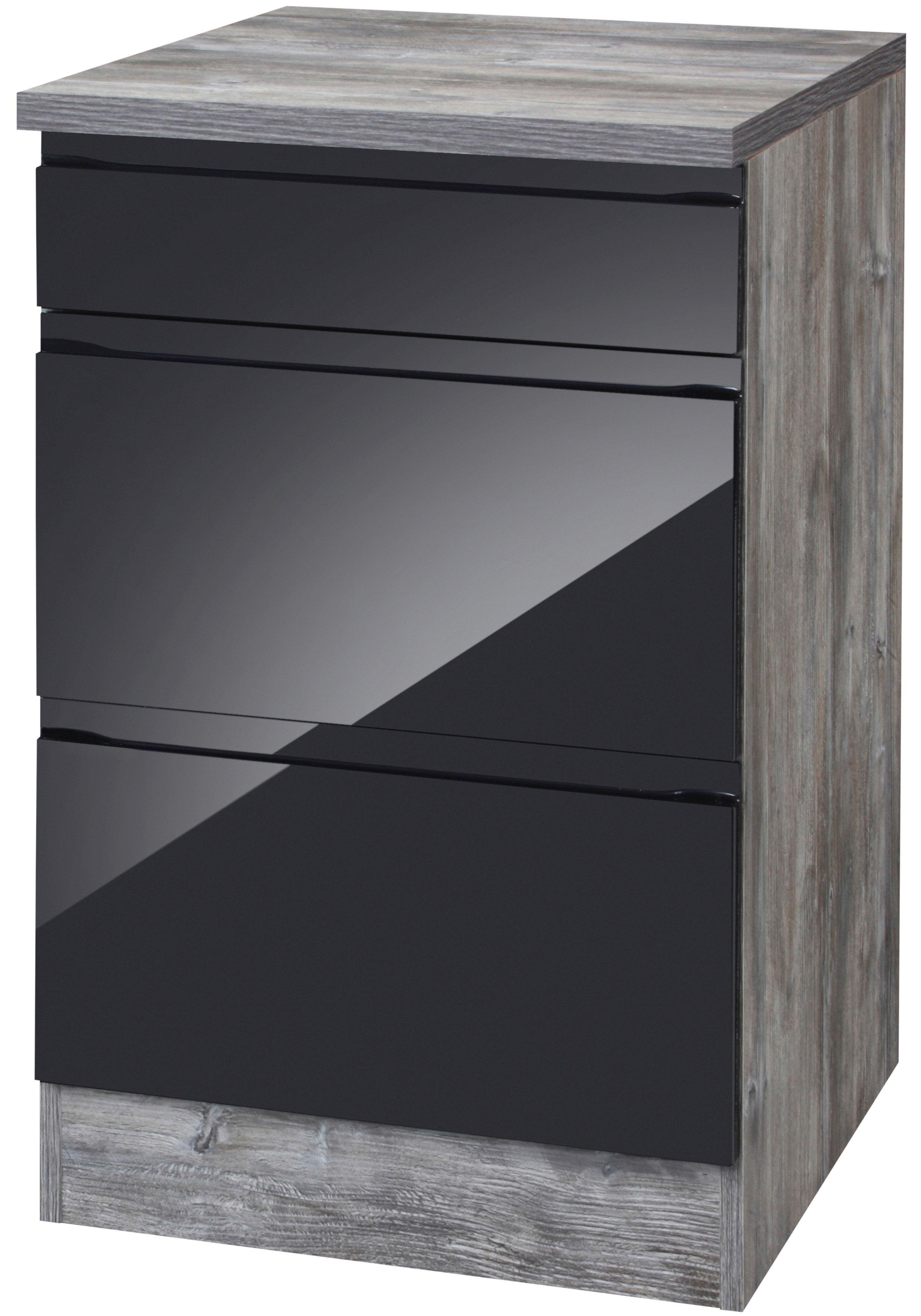 Held Möbel HELD MÖBEL Keukenonderkast »Virginia, breedte 50 cm« in de webshop van OTTO kopen