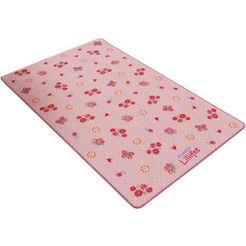 prinzessin lillifee vloerkleed voor de kinderkamer li-105 roze