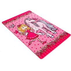 mat lovely kids lk-9 met antislip-coating roze