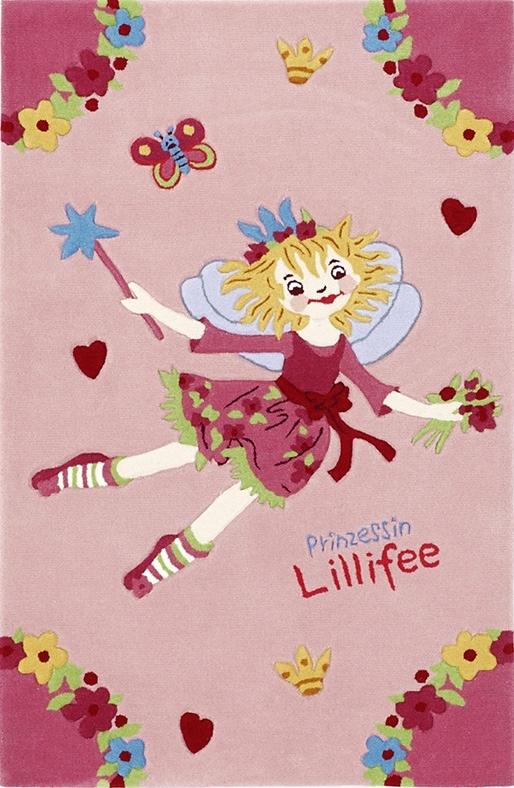 Kindervloerkleed Prinses Lillifee 187 Li 2936 01