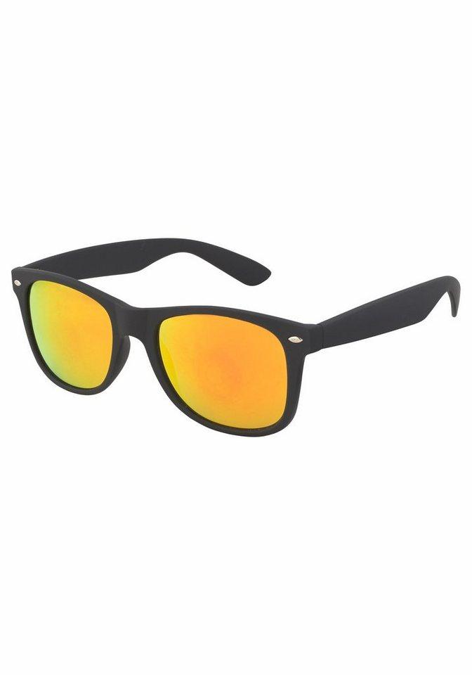 MASTERDIS Zonnebril met spiegelende glazen