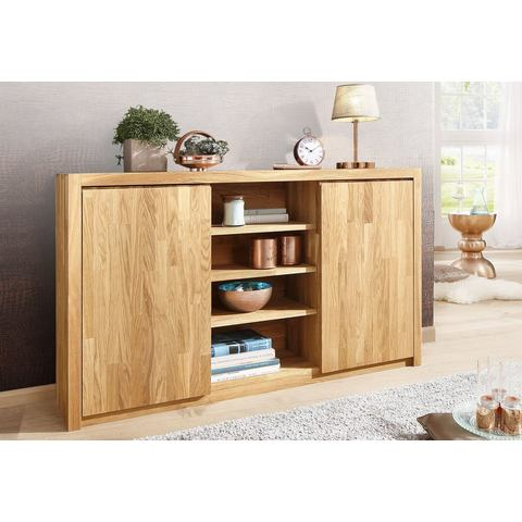 HOME AFFAIRE Sideboard Una breedte 137 cm