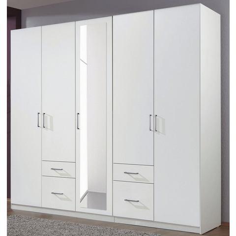 Kledingkasten Garderobekast met kunststof oppervlak 635670