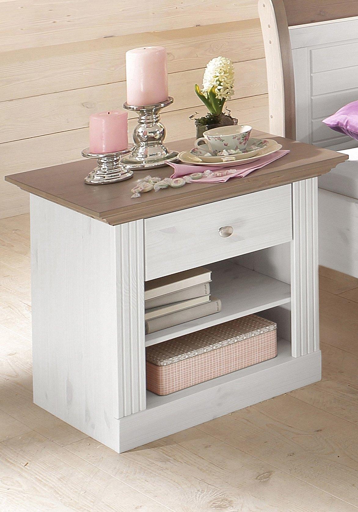 home affaire nachtkastje skanderborg breedte 56 cm. Black Bedroom Furniture Sets. Home Design Ideas