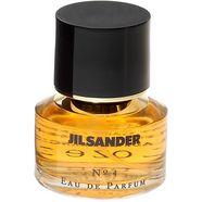 jil sander eau de parfum no 4 goud