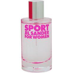 jil sander »sport for woman« eau de toilette roze
