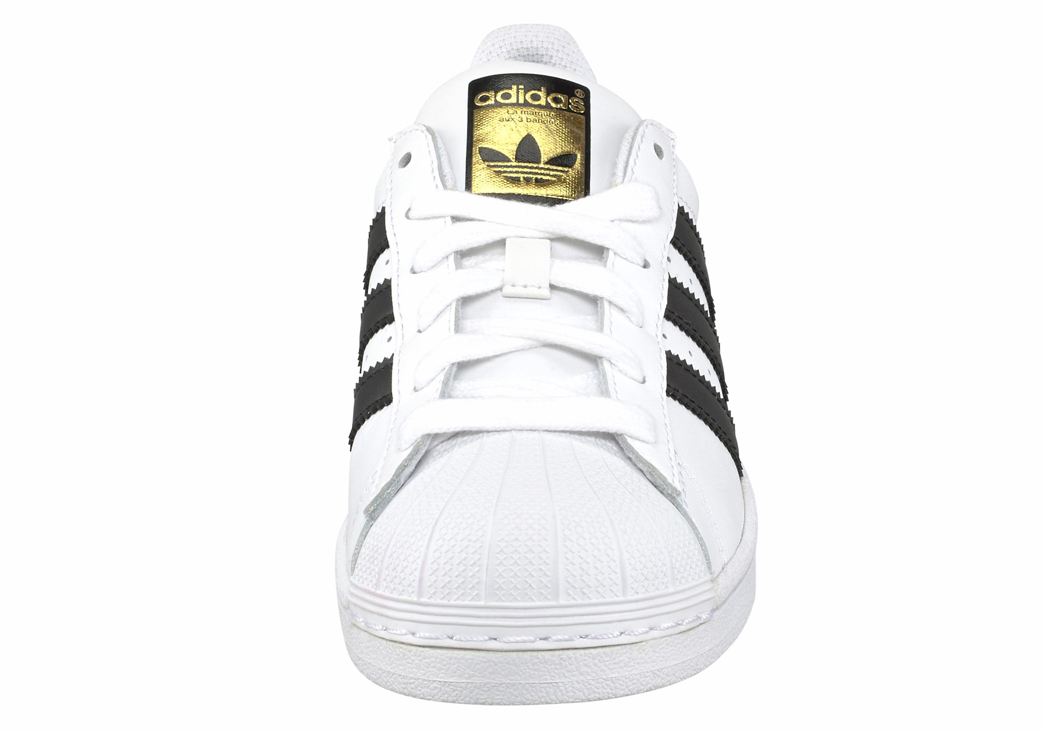 adidas superstar wit zwart otto