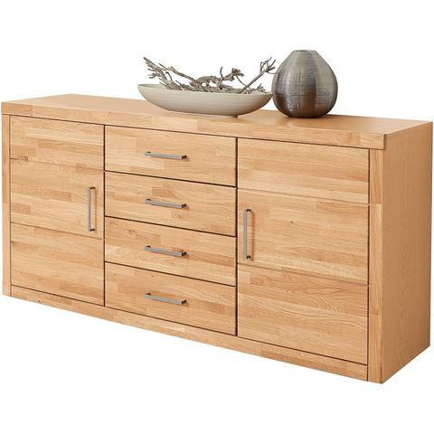 Dressoirs Sideboard van 170 cm breed met 4 laden 865097
