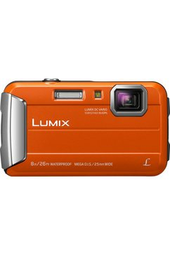 Lumix DMC-FT30 Outdoor camera, 16,1 Megapixel, 4x opt. Zoom, 6,7 cm Display
