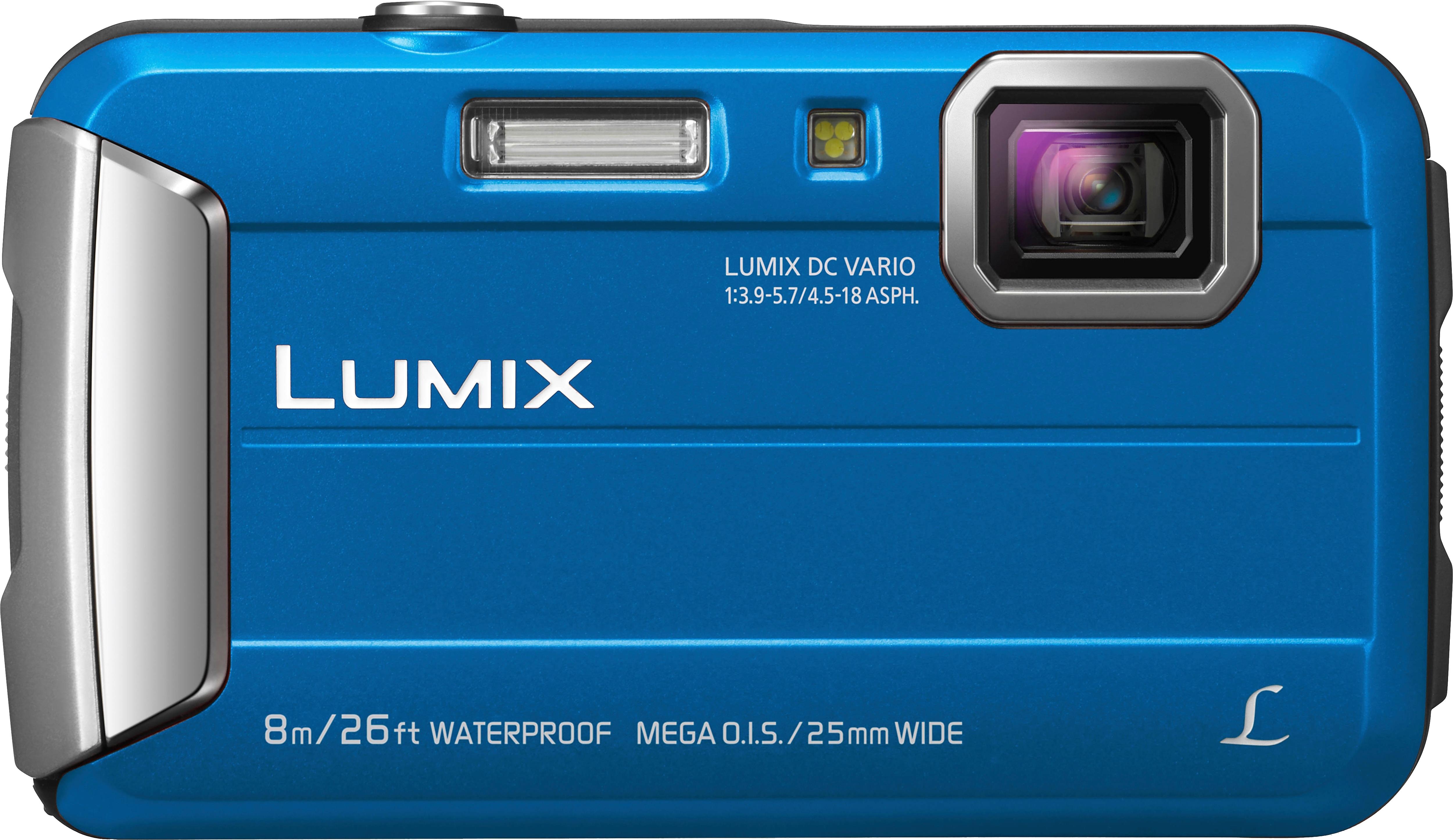 Panasonic Lumix DMC-FT30 Outdoor camera, 16,1 Megapixel, 4x opt. Zoom, 6,7 cm Display veilig op otto.nl kopen