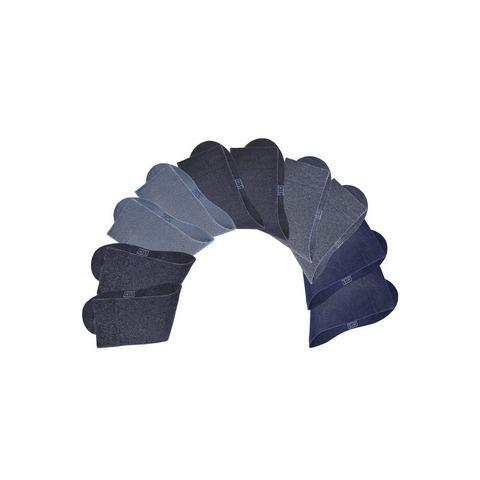 Uniseks-sokken, set van 10 paar, H.I.S