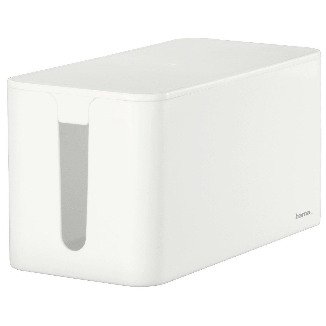 Hama opbergbox stekkerdoos mini wit in de webshop van OTTO kopen
