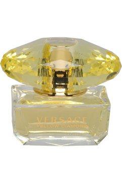 versace eau de toilette yellow diamond goud