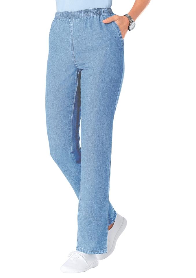 Classic Basics Jeans in katoenkwaliteit - verschillende betaalmethodes