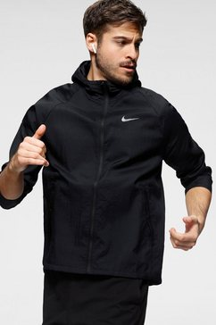 nike runningjack »essential men's running jacket« zwart