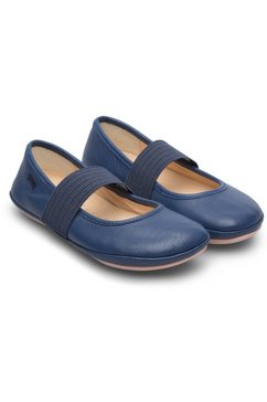 camper ballerina's blauw