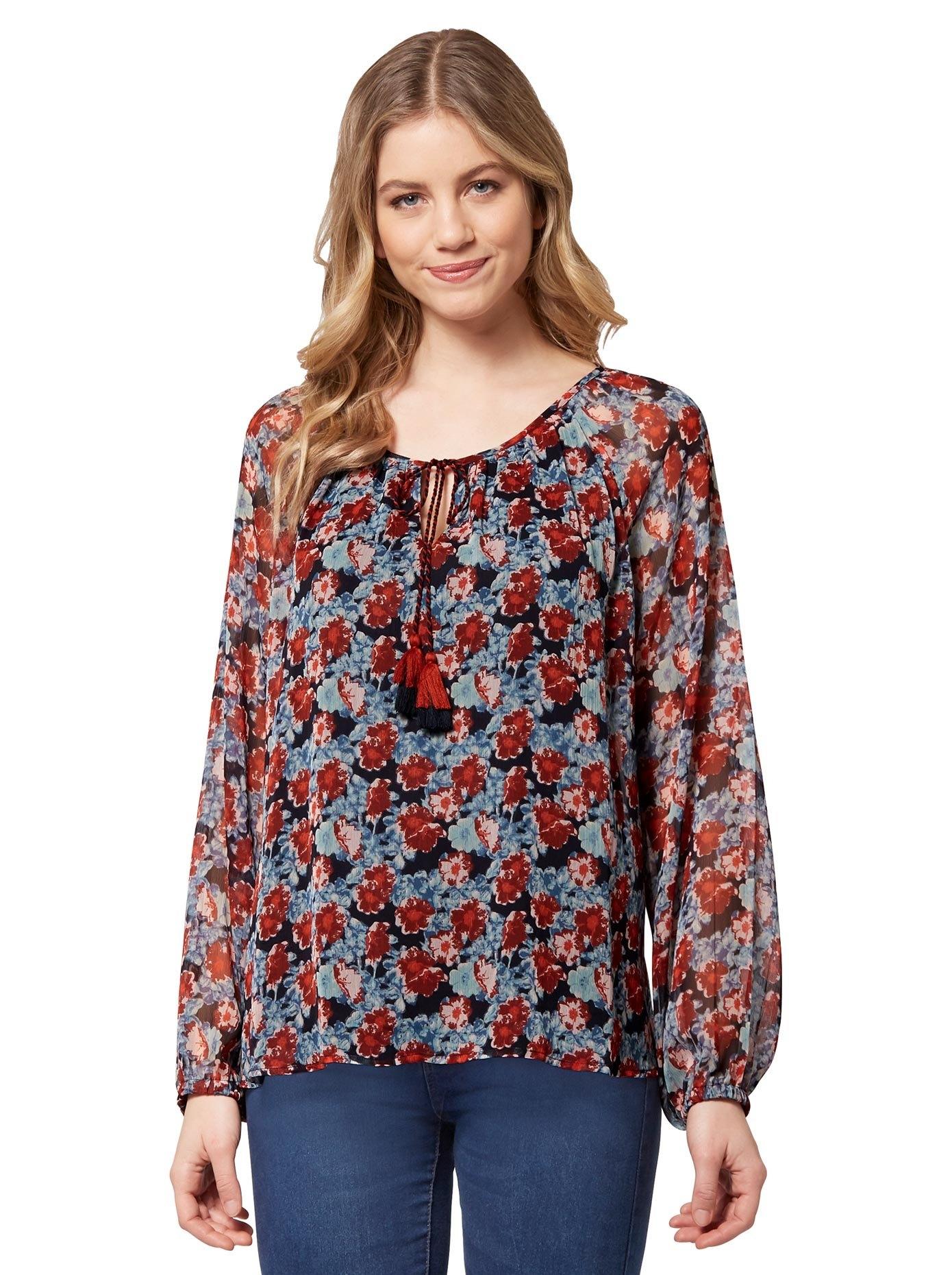 Classic Inspirationen gekreukte blouse in de webshop van OTTO kopen