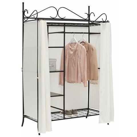 Complete garderobes HOME AFFAIRE Metalen kapstok met garnering 685481