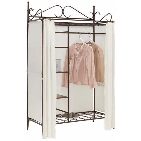 Complete garderobes HOME AFFAIRE Metalen kapstok met garnering 700208
