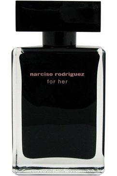 narciso rodriguez eau de toilette for her zwart