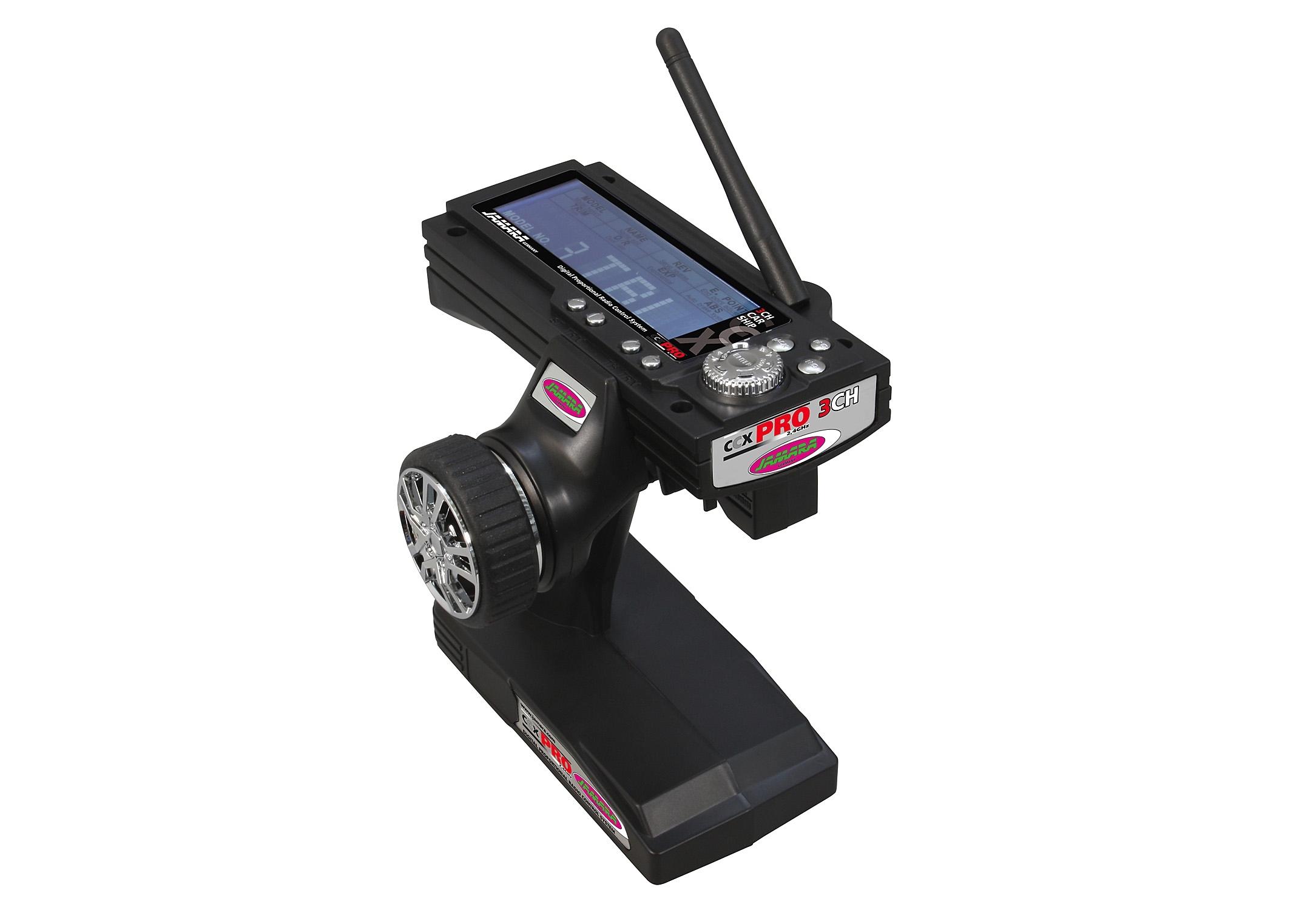 Jamara RC-afstandsbediening »CCX 2,4 Pro« goedkoop op otto.nl kopen