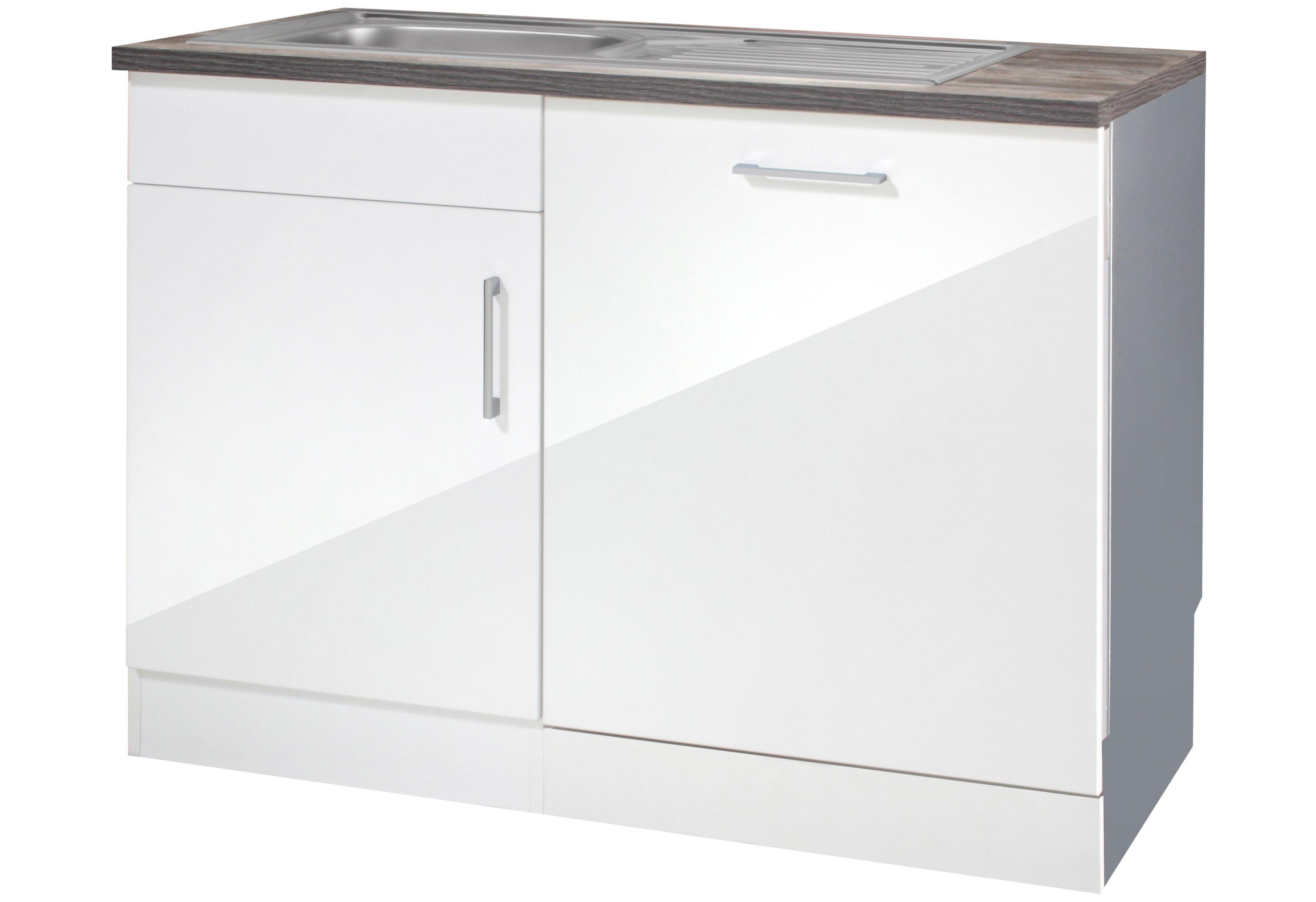 Held Möbel HELD MÖBEL Aanrechtkast »Philadelphia«, breedte 110 cm veilig op otto.nl kopen