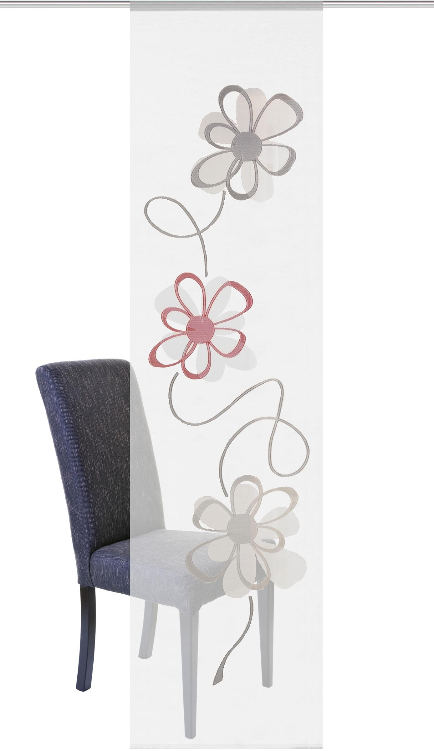 home wohnideen paneelgordijn kosani makkelijk gekocht otto. Black Bedroom Furniture Sets. Home Design Ideas
