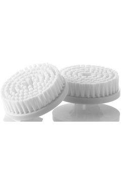 silk'n, vervangende borstel voor sonic clean, navullingen wit