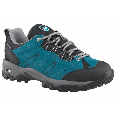 POLARINO Outdoorschoenen Mountain Low turquoise
