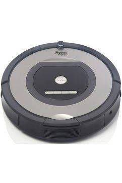 robotstofzuiger Roomba 772e, zonder stofzak