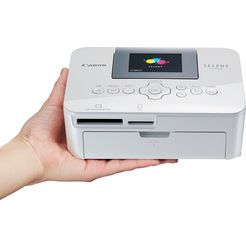 canon fotoprinter selphy cp1000 wit