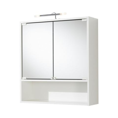 kast Milano witte badkamer spiegelkast 33