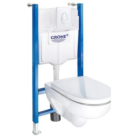 Sanitair Voorwandelement voor toilet Renova 774779