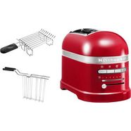 kitchenaid broodrooster 5kmt2204ems 1250 w rood