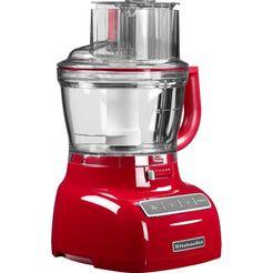 kitchenaid keukenmachine 5kfp1335e 300 w rood