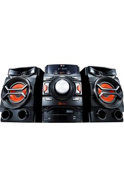 CM4350 Mini-hifi-set, Bluetooth, RDS, 2x USB