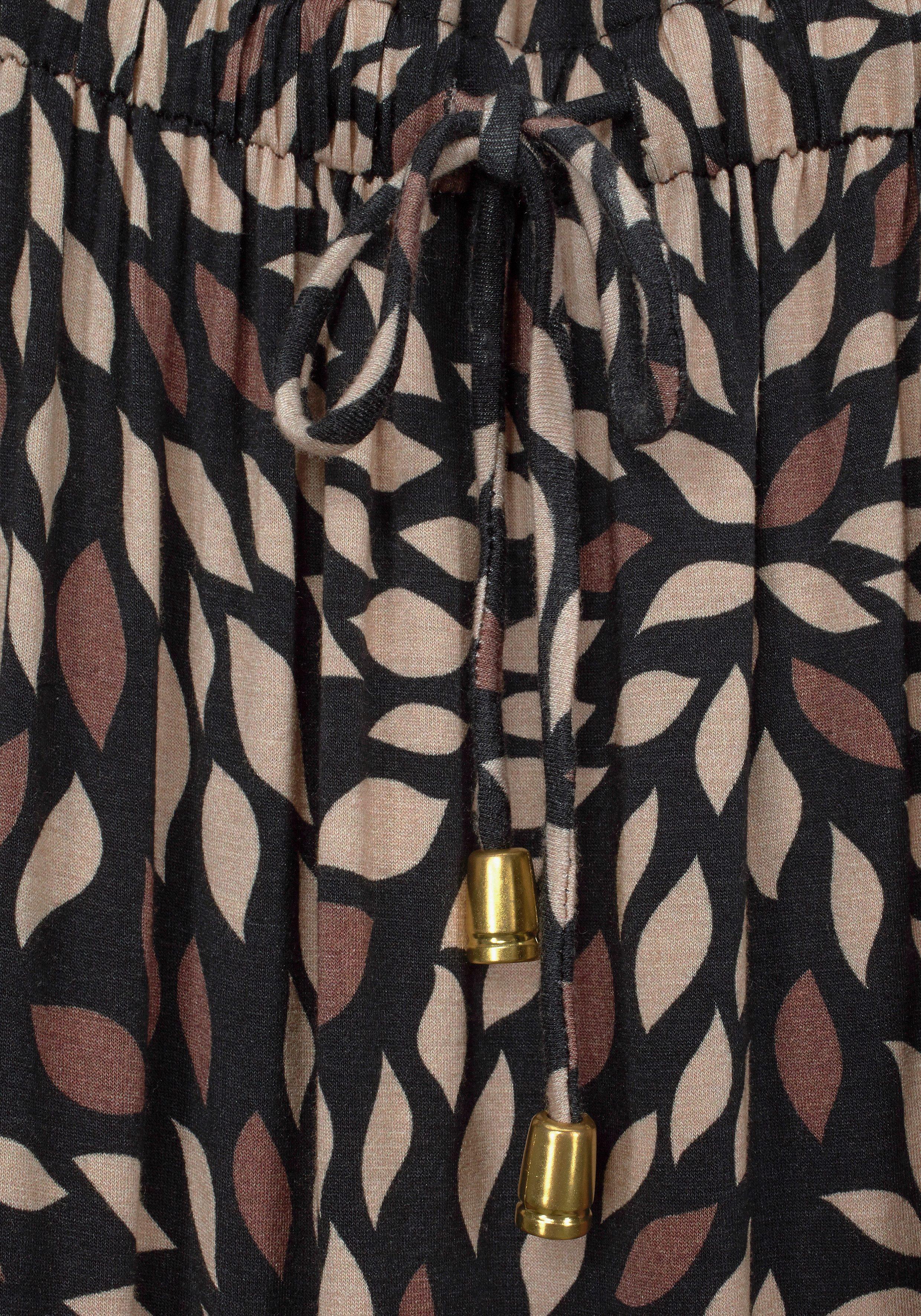 Lascana Maxi-jurk In Bandeaumodel Makkelijk Gevonden - Geweldige Prijs
