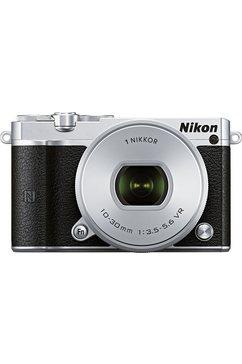 N1 J5 Kit Systeemcamera, 1 NIKKOR VR 10–30 mm 1:3,5–5,6 PD-Zoom Zoom, 20,8 Megapixel