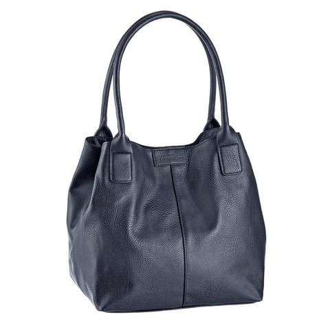 Tom Tailor MIRI Shopper Blauw