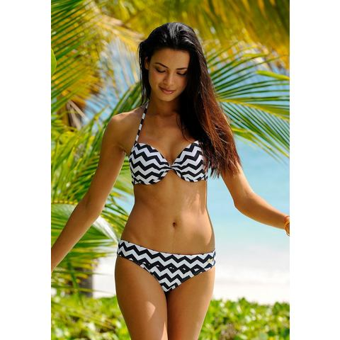 NU 15% KORTING: LASCANA Push-up-bikinitop met rugsluiting