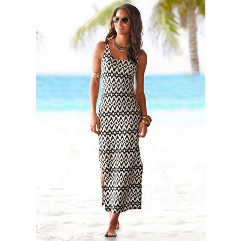 LASCANA Maxi-jurk in imprimédessin