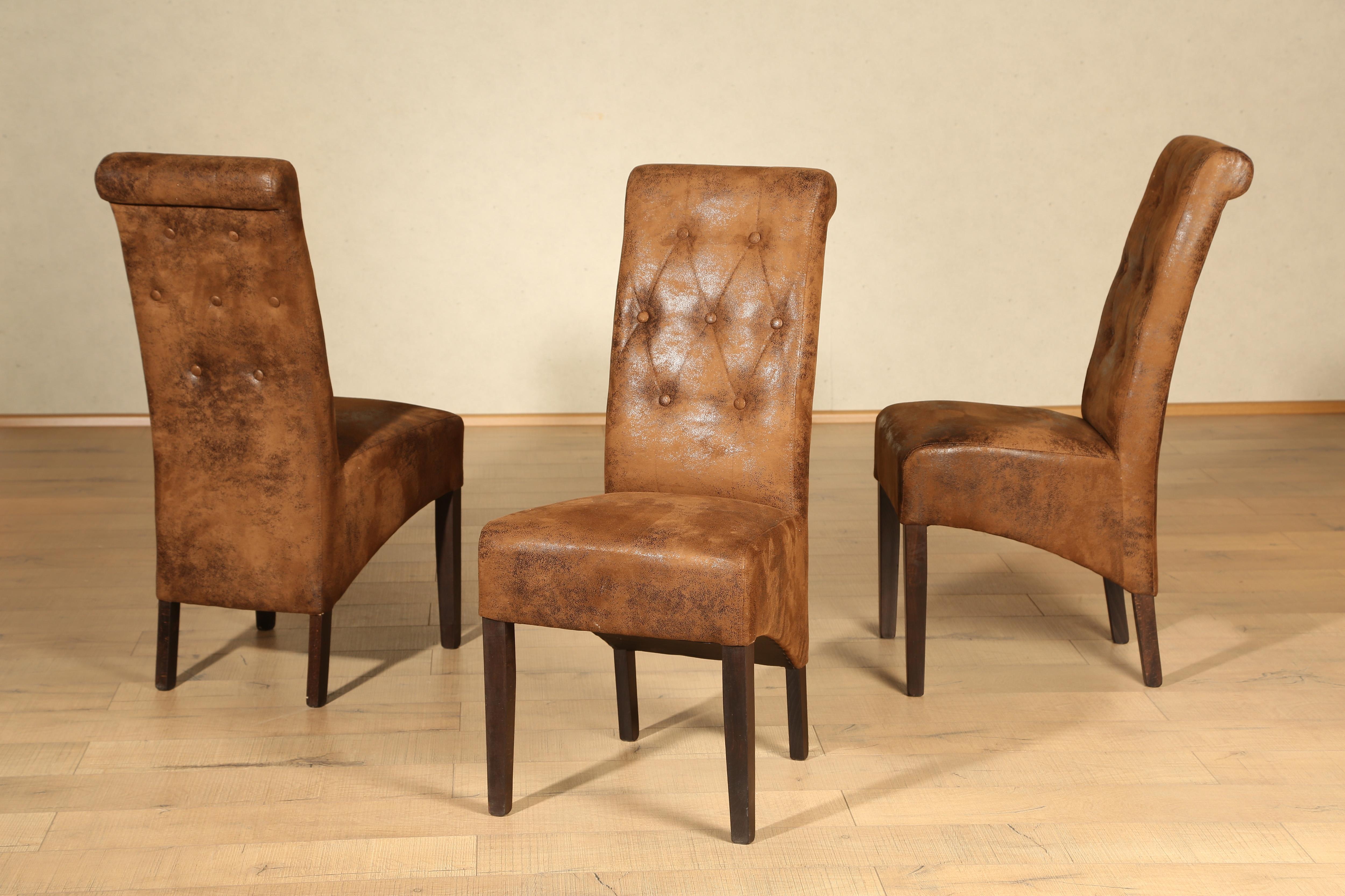 Premium collection by Home affaire stoel Harry (set, 4 stuks) bestellen: 30 dagen bedenktijd