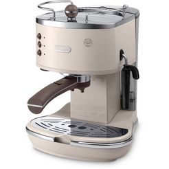 de'longhi espresso-apparaat ecov 311.bg beige